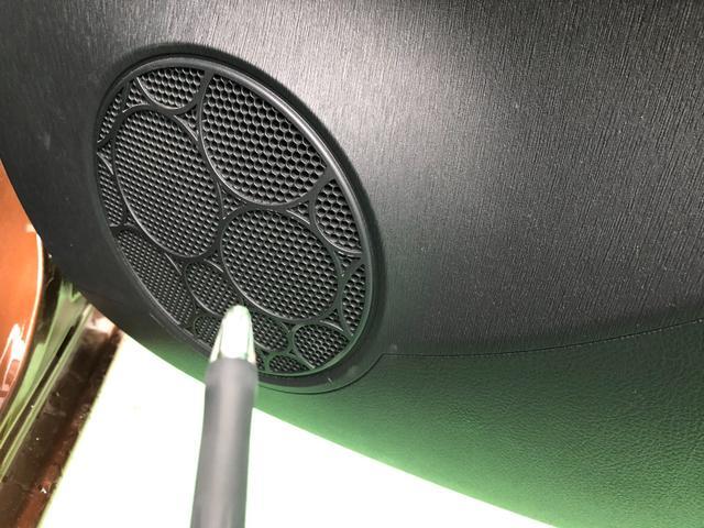 後席ドアにはスピーカーあり☆4スピーカーで音場が広がります☆
