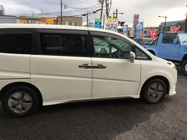 「ホンダ」「ステップワゴン」「ミニバン・ワンボックス」「新潟県」の中古車4