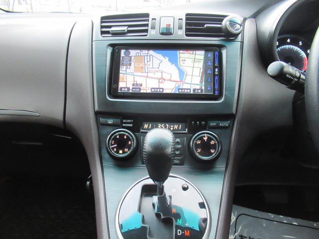 240G 純正HDDナビ CD,DVD再生 フルセグTV バックカメラ パワーシート HIDヘッドライト オートライト スマートキー 純正アルミホイール(20枚目)