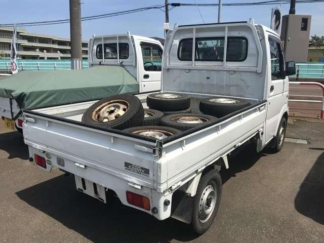 「スズキ」「キャリイトラック」「トラック」「新潟県」の中古車5