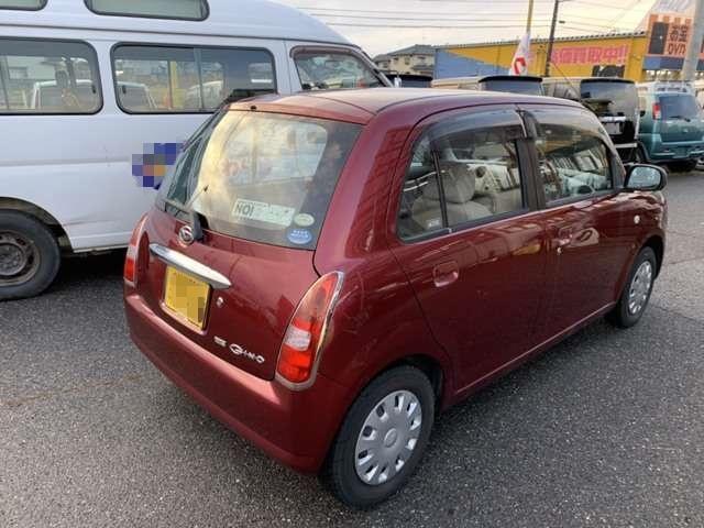 「ダイハツ」「ミラジーノ」「軽自動車」「新潟県」の中古車5