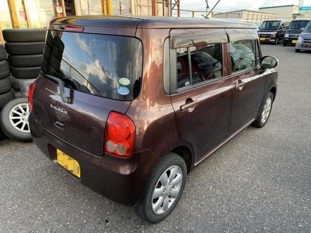 「スズキ」「アルトラパン」「軽自動車」「新潟県」の中古車5