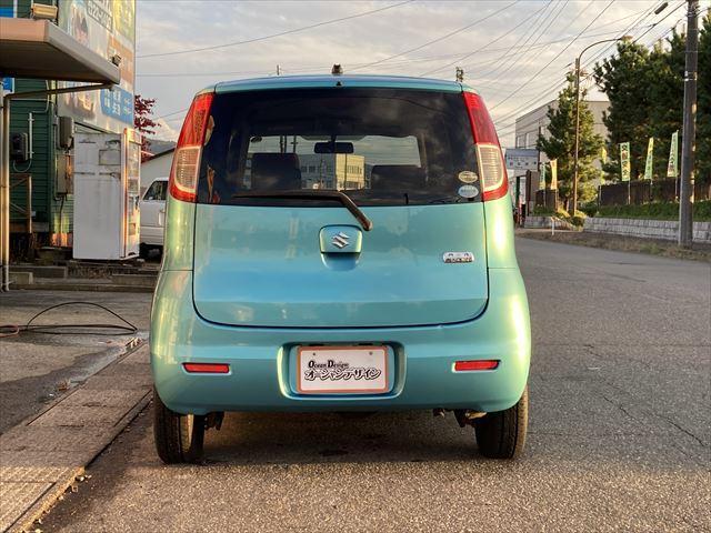 「スズキ」「MRワゴン」「コンパクトカー」「新潟県」の中古車6