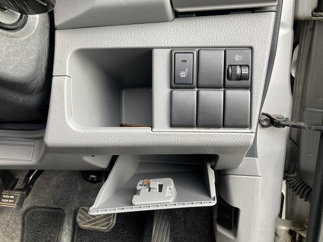 FX キーレス CD シートヒーター(20枚目)