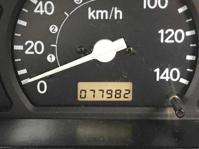 ホンダ アクティトラック SDX 4WD 5MT 作業灯