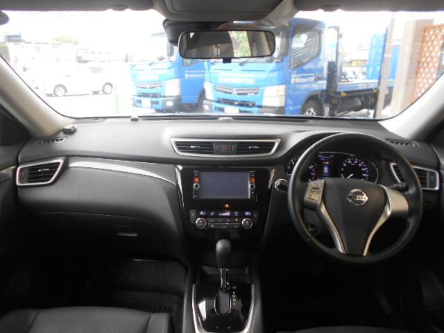 日産 エクストレイル 4WD20Xエマブレパッケージ