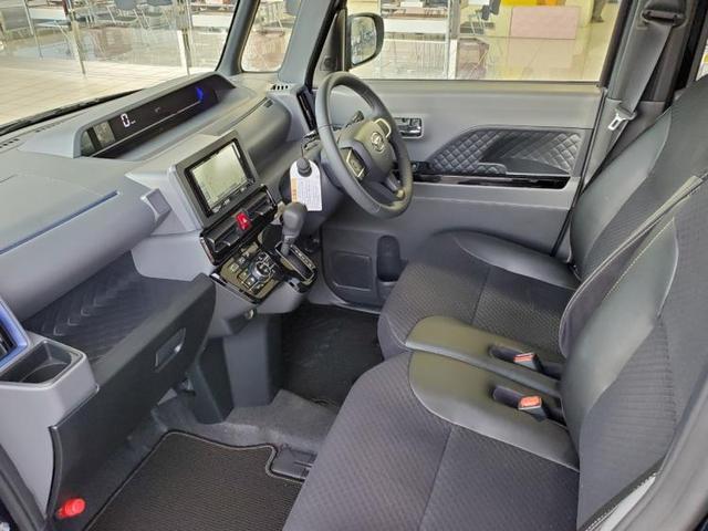 カスタムRS 4WD/ターボ/社外ナビ/アイドリングストップ(6枚目)