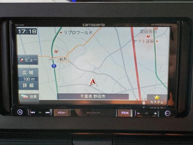 カスタムRS 4WD/ターボ/社外ナビ/アイドリングストップ(10枚目)