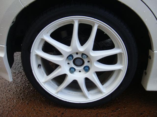ホンダ フィット RS 無限エアロ WORK17インチ モデューロサス ナビ