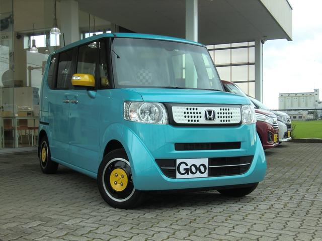 「ホンダ」「N-BOX」「コンパクトカー」「新潟県」の中古車41