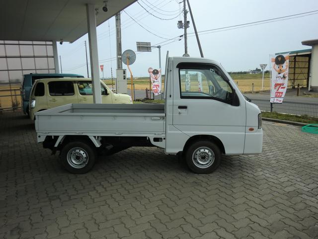 「スバル」「サンバートラック」「トラック」「新潟県」の中古車8