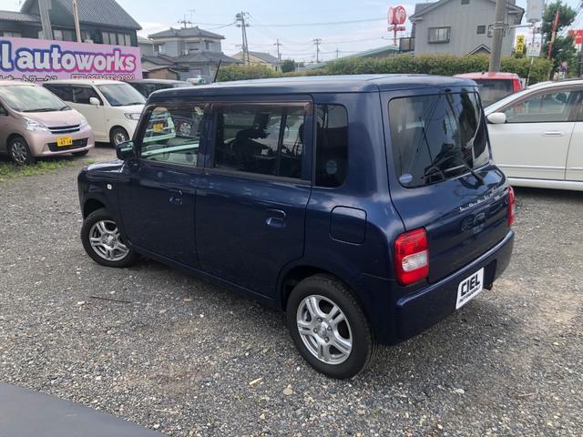 「スズキ」「アルトラパン」「軽自動車」「新潟県」の中古車4