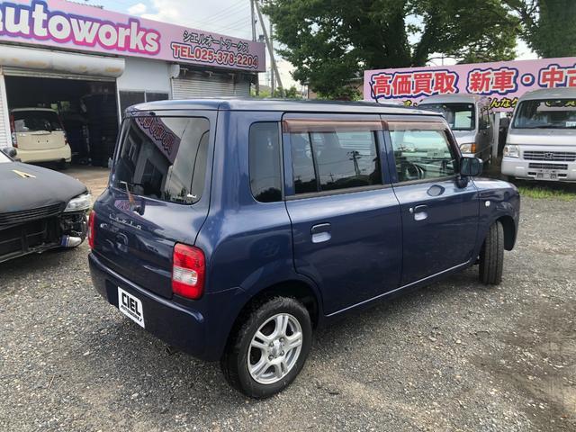 「スズキ」「アルトラパン」「軽自動車」「新潟県」の中古車8