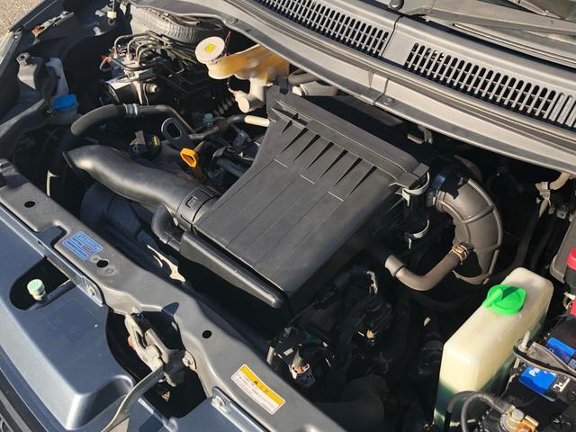 K12Bエンジン:1200cc チェーンを使用したエンジンなのでタイミングベルト交換の心配は要りません。