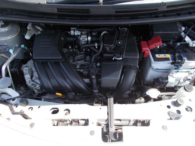 HR12タイミングチェーン式エンジン!交換不要です。