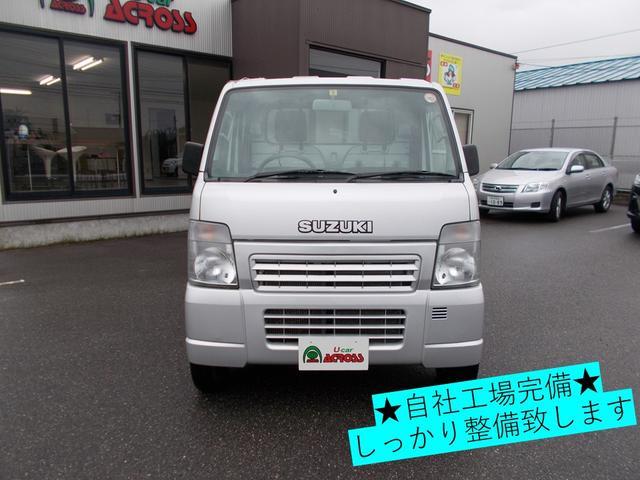 平成17年式 キャリイトラック4WD入庫しました!!