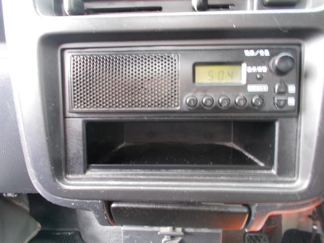 現在ラジオのみになります。別途料金になりますが最新ナビ等もお求めやすい価格でご用意しておりますのでお声がけください!
