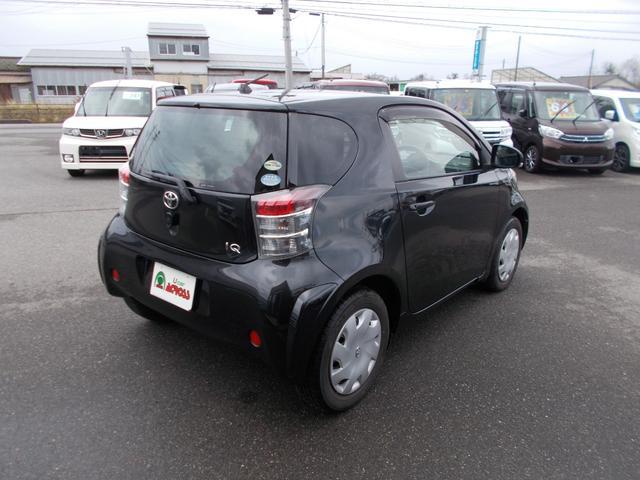 「トヨタ」「iQ」「コンパクトカー」「新潟県」の中古車4