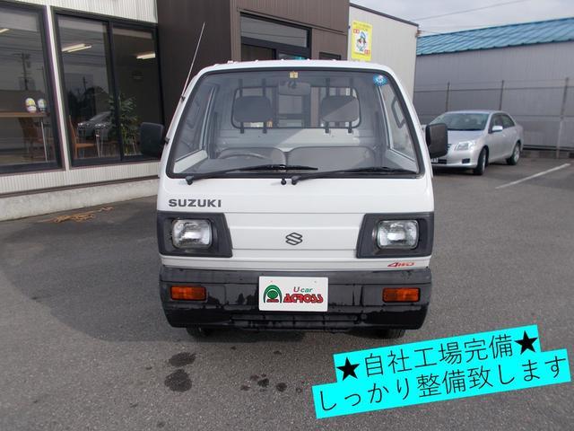 「スズキ」「キャリイトラック」「トラック」「新潟県」の中古車2