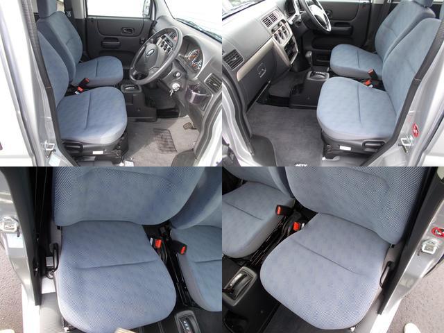 運転席助手席とも綺麗に保たれております!