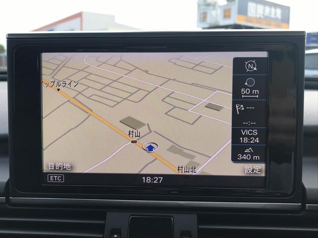 2.8FSIクワトロ 4WD ナビ フルセグTV 車高調(14枚目)
