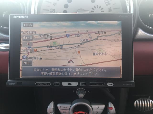 クーパーS フルセグナビ プッシュスタート 17インチアルミ オートエアコン ETC(28枚目)