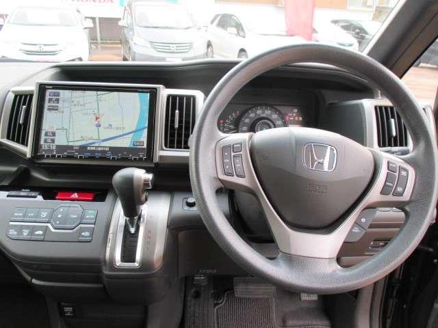 ホンダ ステップワゴン G コンフォートセレクション 4WD 9インチナビ
