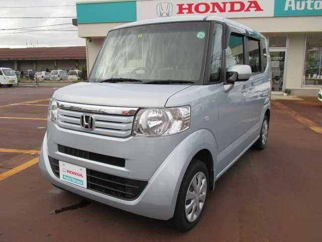 ホンダ N BOX+ G・Lパッケージ 4WD