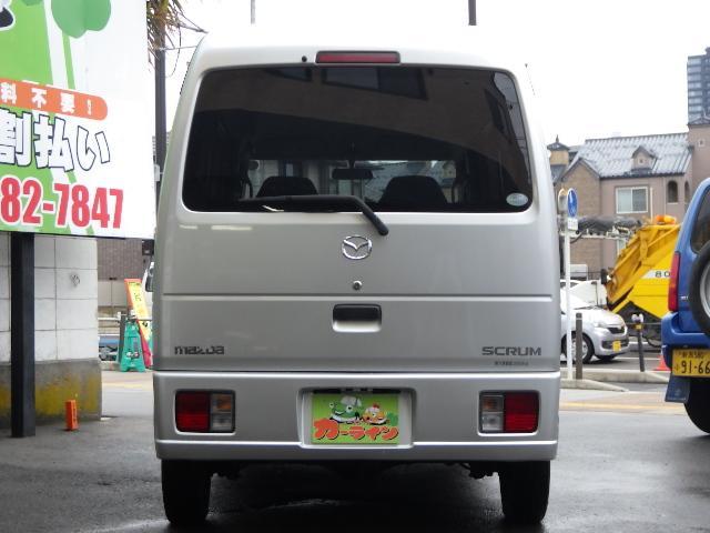 PC ハイルーフ 切替4WD オートマ タイミングチェーン(8枚目)