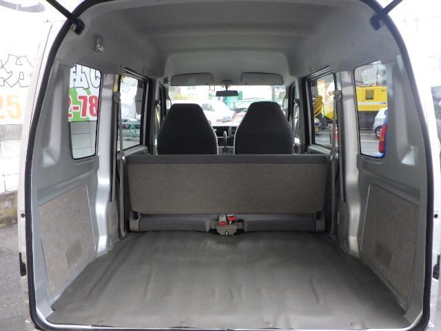 PC ハイルーフ 切替4WD オートマ タイミングチェーン(9枚目)