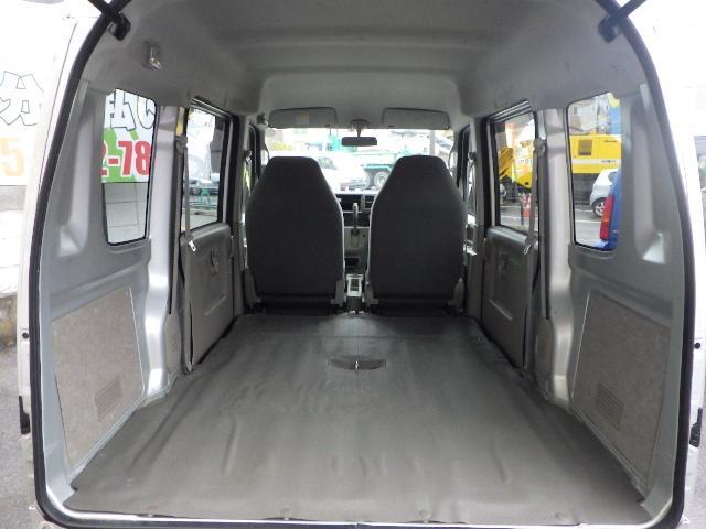 PC ハイルーフ 切替4WD オートマ タイミングチェーン(10枚目)