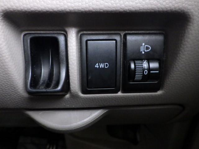 PC ハイルーフ 切替4WD オートマ タイミングチェーン(20枚目)