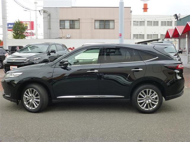 「トヨタ」「ハリアー」「SUV・クロカン」「長野県」の中古車4