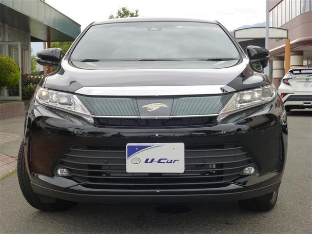 「トヨタ」「ハリアー」「SUV・クロカン」「長野県」の中古車16