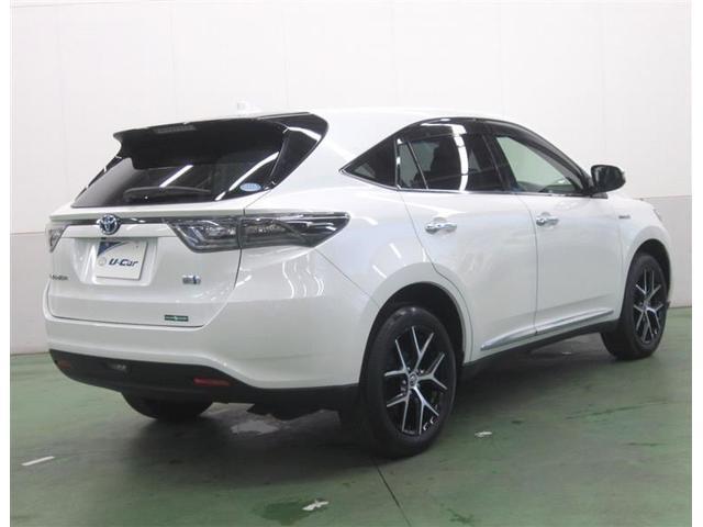 「トヨタ」「ハリアーハイブリッド」「SUV・クロカン」「長野県」の中古車3