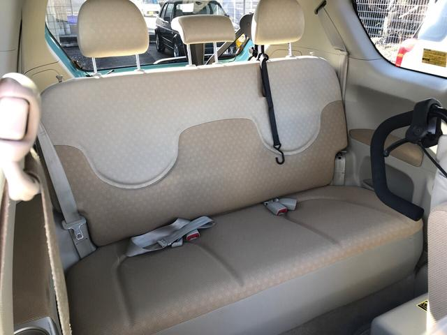 150i 4WD 福祉車両 助手席回転 電動スライド(18枚目)