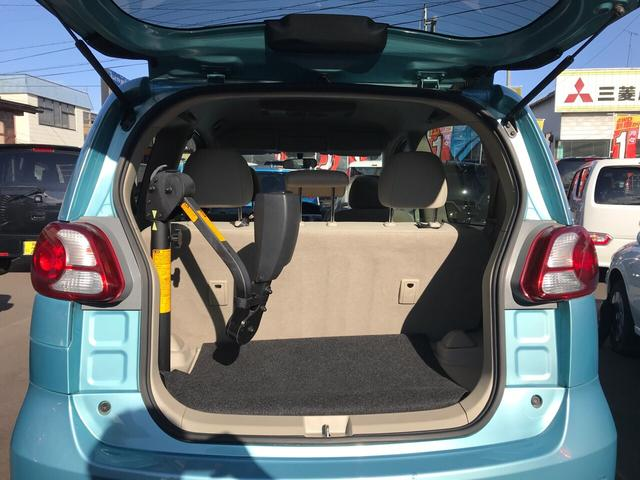 150i 4WD 福祉車両 助手席回転 電動スライド(19枚目)