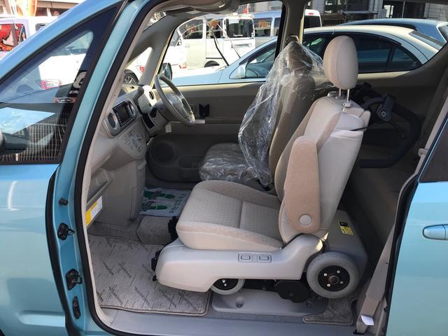 150i 4WD 福祉車両 助手席回転 電動スライド(25枚目)