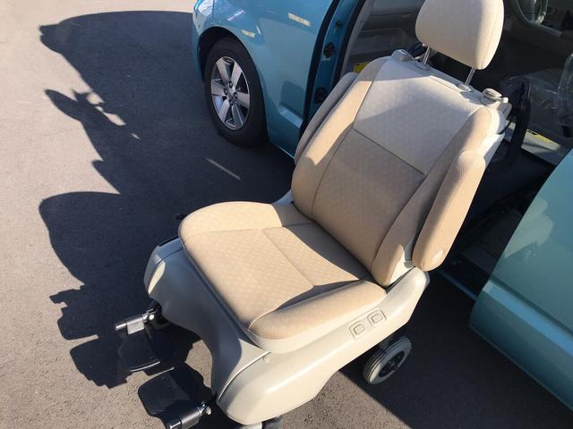 150i 4WD 福祉車両 助手席回転 電動スライド(27枚目)