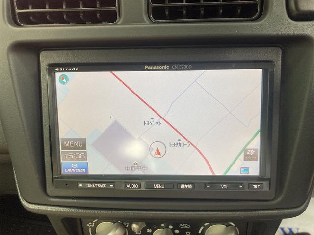 XR 走行33,100km 4WD ターボ オートマ ナビ TV USB CD キーレスエントリー 電動格納ミラー アルミホイール(11枚目)