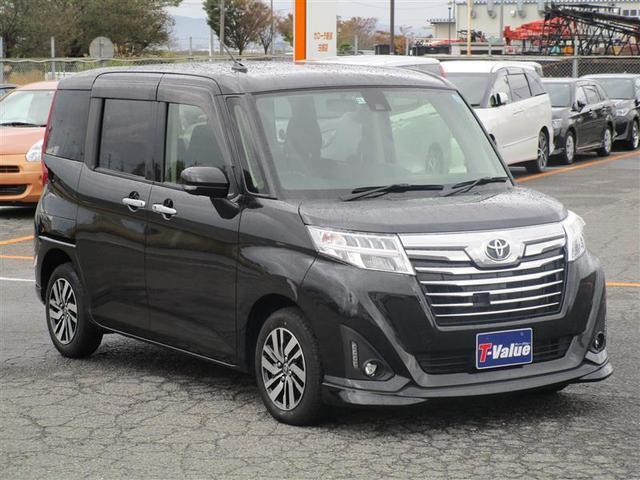 「トヨタ」「ルーミー」「ミニバン・ワンボックス」「新潟県」の中古車3