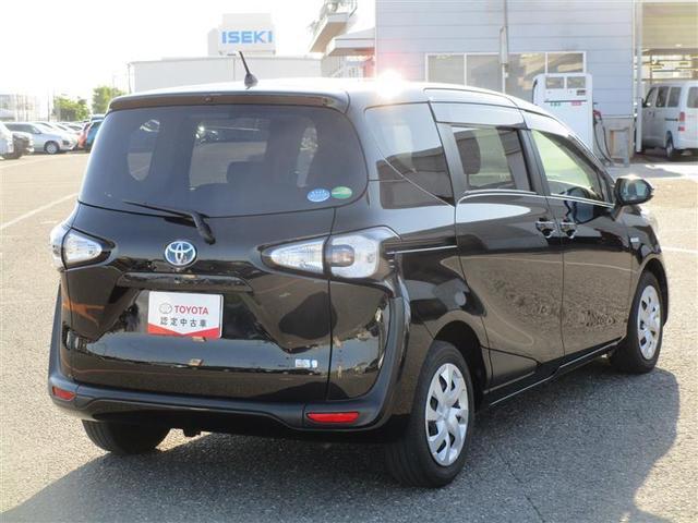 「トヨタ」「シエンタ」「ミニバン・ワンボックス」「新潟県」の中古車5