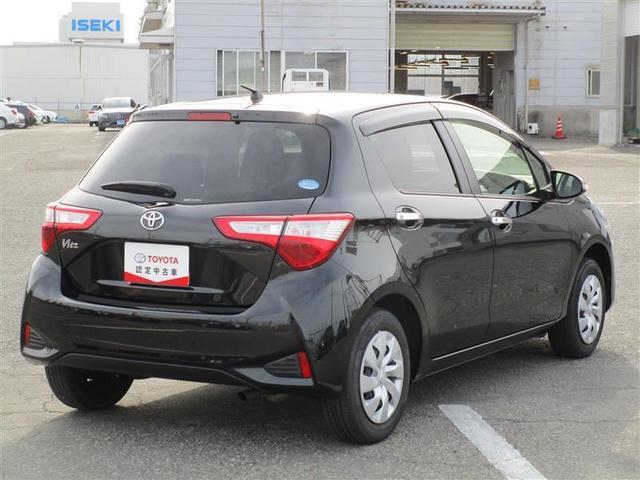 「トヨタ」「ヴィッツ」「コンパクトカー」「新潟県」の中古車7
