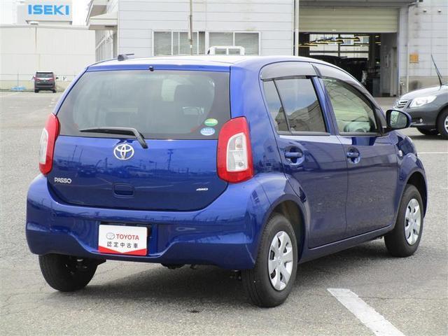 「トヨタ」「パッソ」「コンパクトカー」「新潟県」の中古車7