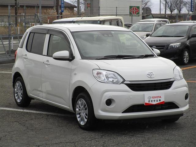 「トヨタ」「パッソ」「コンパクトカー」「新潟県」の中古車15