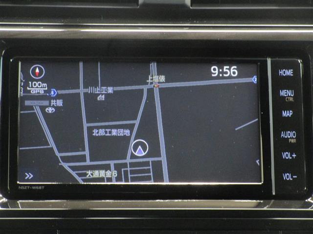 WS ナビ&TV 衝突被害軽減システム スマートキー アイドリングストップ 横滑り防止機能 LEDヘッドランプ ワンオーナー キーレス 盗難防止装置 電動シート DVD再生 乗車定員5人 ABS エアバッグ(3枚目)