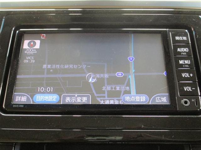 純正メモリーナビゲーション&テレビ(ワンセグ)付♪今やドライブの必需品ですね♪