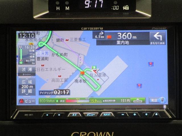 「トヨタ」「クラウンハイブリッド」「セダン」「新潟県」の中古車11