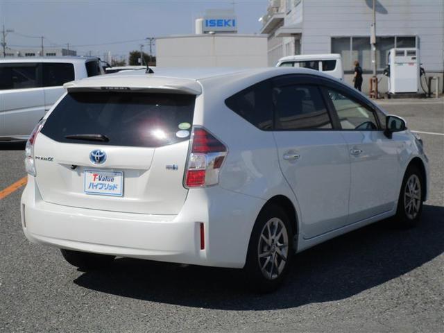 「トヨタ」「プリウスα」「ミニバン・ワンボックス」「新潟県」の中古車5