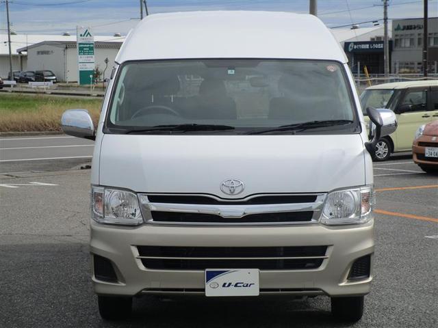 「トヨタ」「ハイエース」「ミニバン・ワンボックス」「新潟県」の中古車2